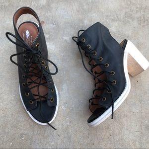 Jeffrey Campbell x Free People Minimal Sandal Heel
